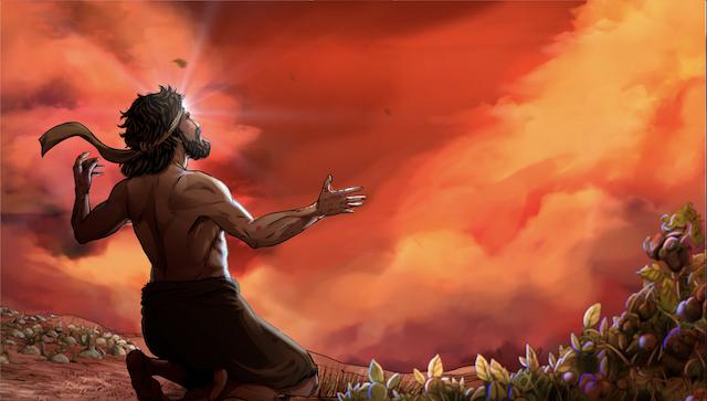 The Mark on Cain.