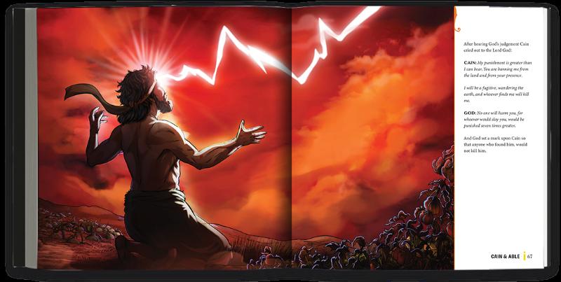 Storybook - Cain