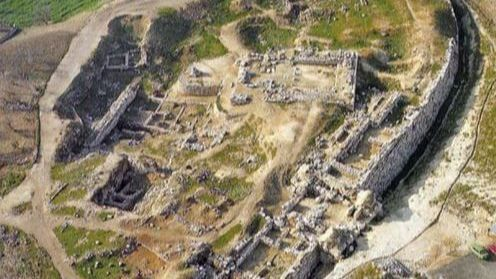 Ruins of Shechem