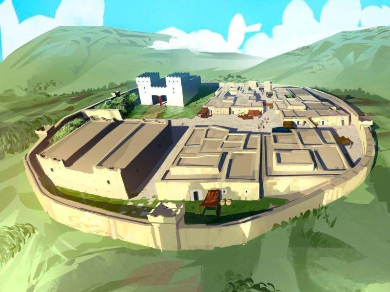 Shechem concept design