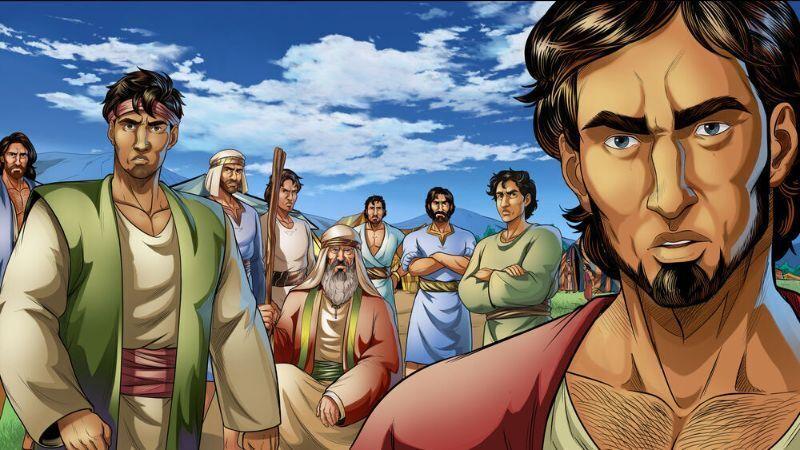 Jacob's sons respond to Hamor