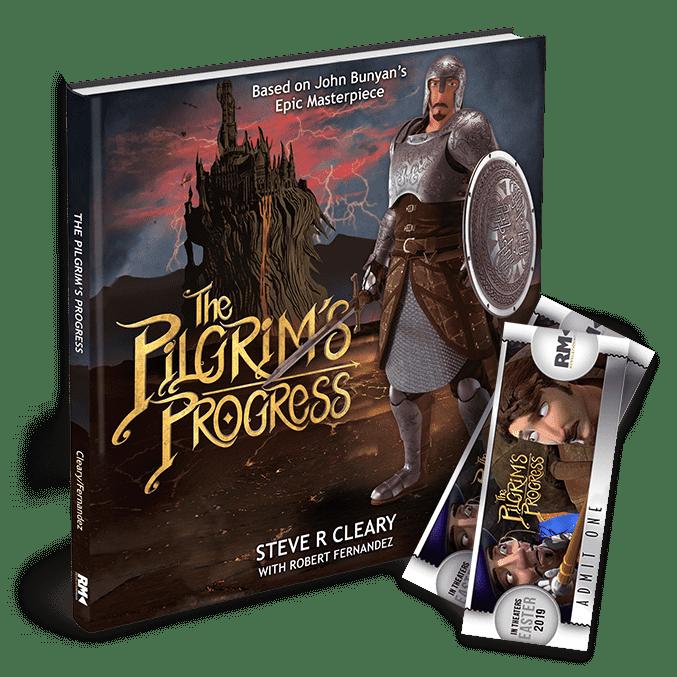 The pilgrim's progress audioverse.