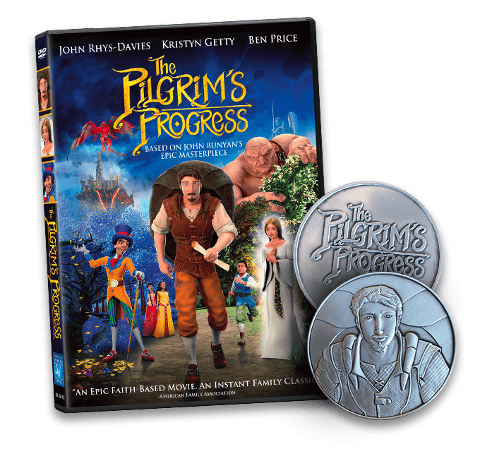 DVD and Collector's Coin