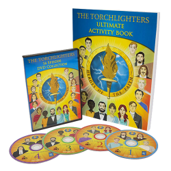 Torchlighter Activity Book and DVDs
