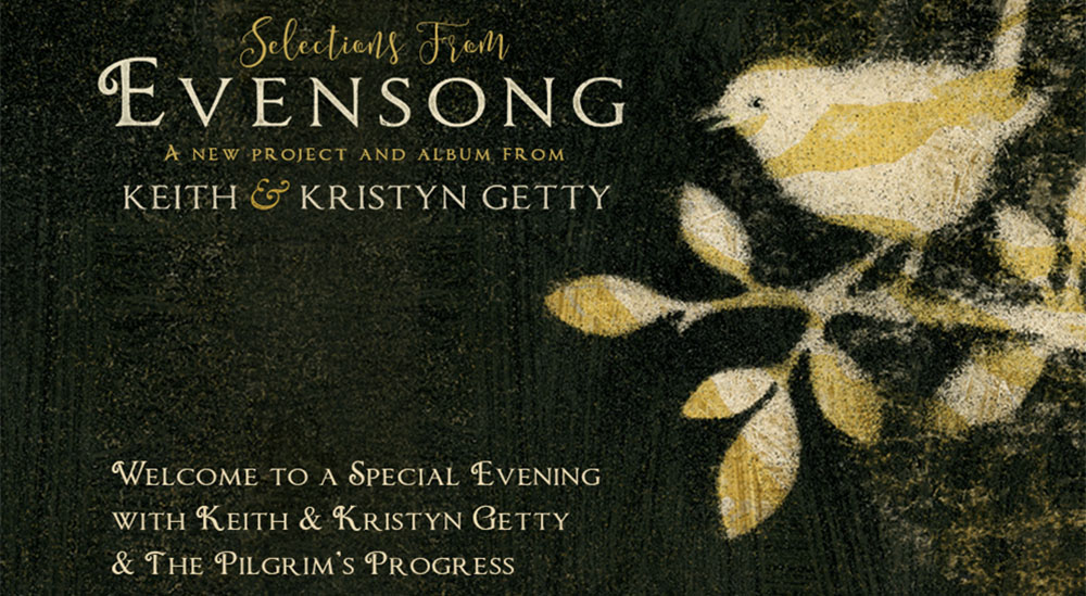 Evensong Concert Poster