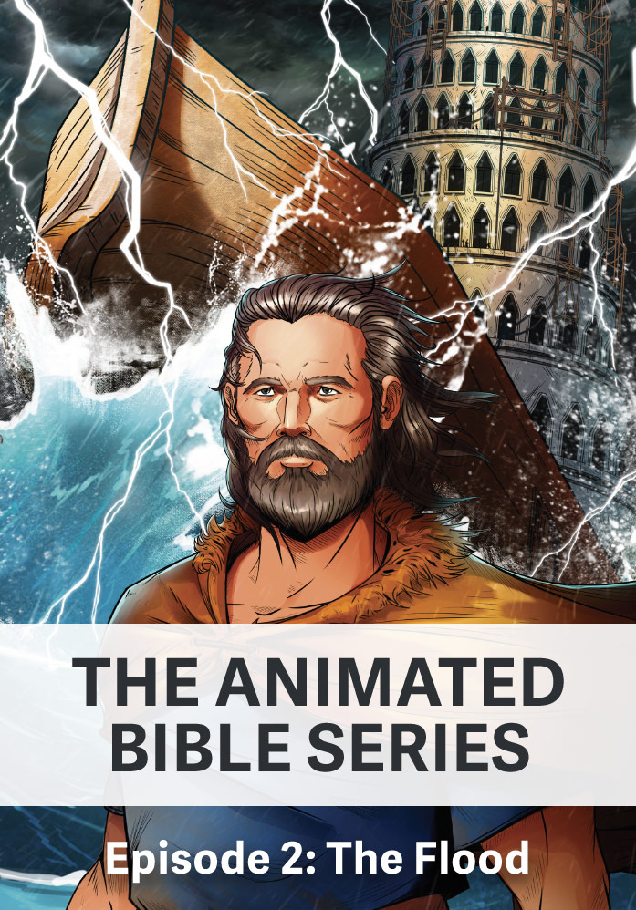 The Animated Bible Series - Episode 2: The Great Flood